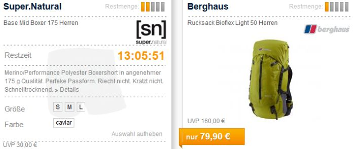 Outdoor Broker Angebot